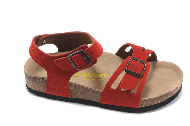 2019 Original Birkenstock ผู้หญิงรองเท้าแตะชายหาดรองเท้าแตะแฟชั่นฤดูร้อนรองเท้าผู้หญิงรองเท้า Unisex รองเท้าแตะผู้หญิง 809