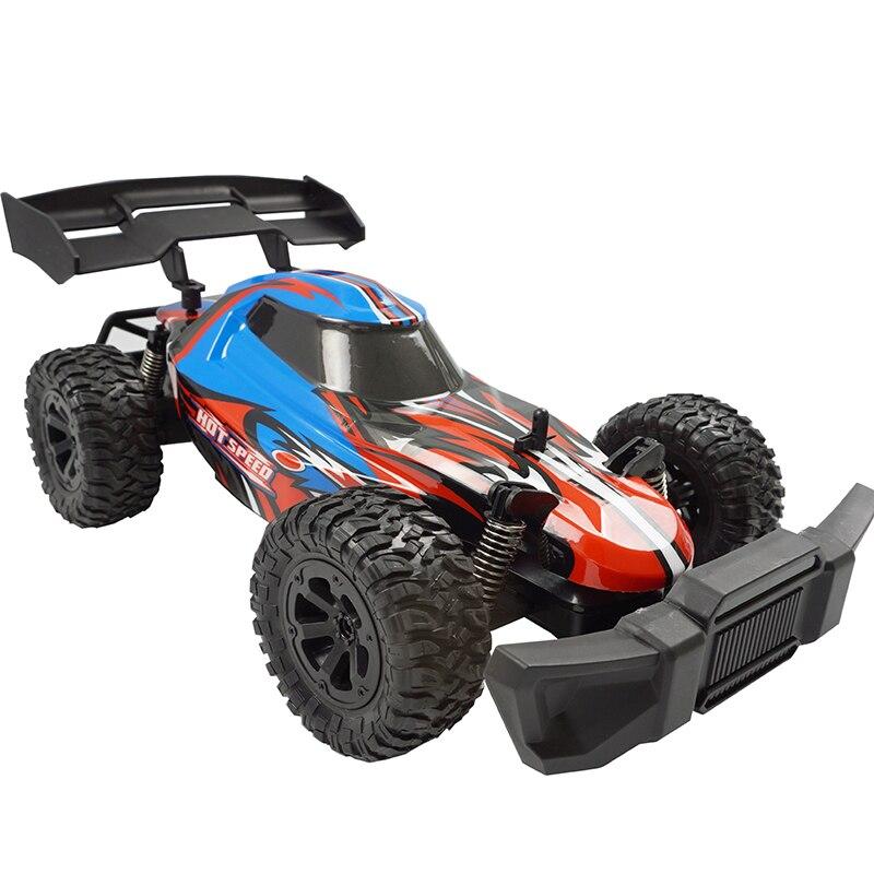 Offre spéciale 1:14 voiture télécommandée K14 15-20kmh voiture tout-terrain véhicule 2.4Ghz 2WD RC jouet voiture cadeau de noël des enfants