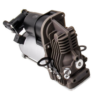 Image 5 - Воздушный компрессор для Mercedes M class W164 ML стандартный воздушный насос 4 matic, воздушный компрессор 1643200204 1643201004