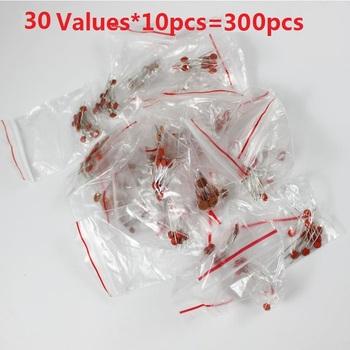 Zestaw kondensator ceramiczny 30 wartości * 10 sztuk = 300 sztuk 2pf do 0 1uf 50V zestaw asortymentowy wybrane elementy zestaw 103 104 100P 472 22P 30P 220P tanie i dobre opinie KAI TUO DA Ogólnego przeznaczenia Przez otwór dip s Naprawiono pojemnościowe Kondensatorów ceramicznych MULTI XXCCd