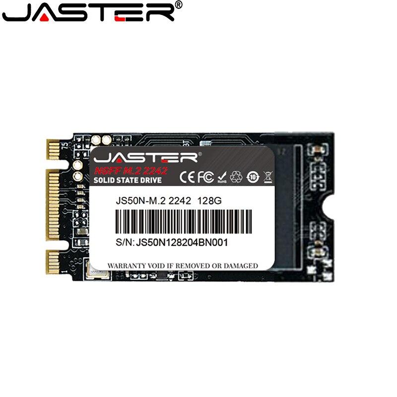 JASTER SSD M.2 NGFF M2 128GB 256GB 512GB 500 GB 1TB Internal Solid State Drive 2242 Laptop Deskop Server Ultrabook