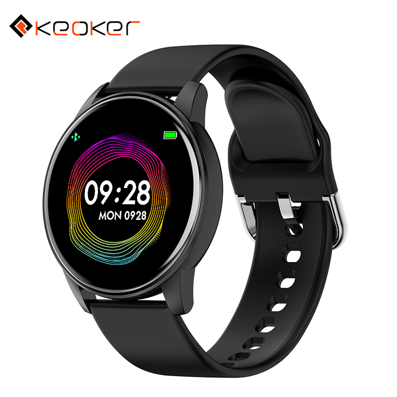 Keoker Q5Pro Smart Watch Men Health Tracker Heart Rate Monitor Smart Sport Watch Android IOS Support Bluetooth Music|Smart Watches| |  - AliExpress