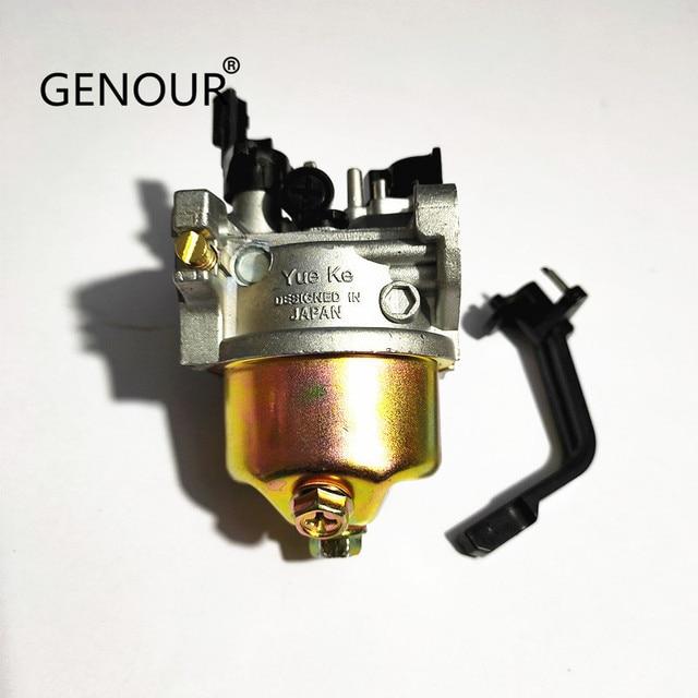 Generator Carburetor For China generator power Equipment EC3000 3500 4000 Watt 6.5HP Generator,168F engine generator carburetor