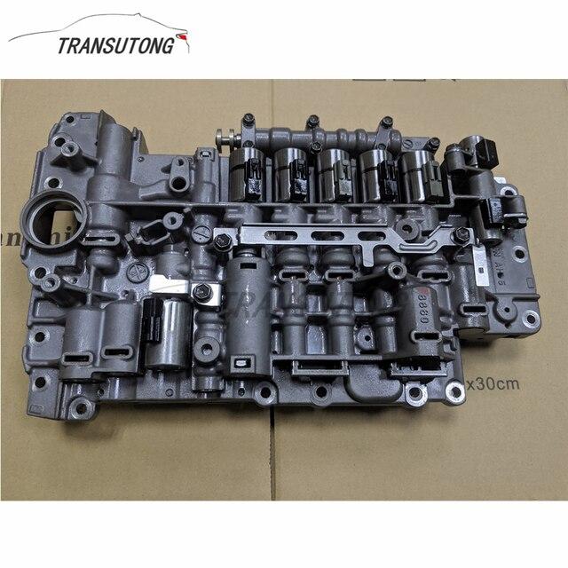 Corps de soupape pour boîte de vitesses 09D TR60SN, pour transmission automatique, VW Audi Porsche (distingué avec ou sans capteur de pression)