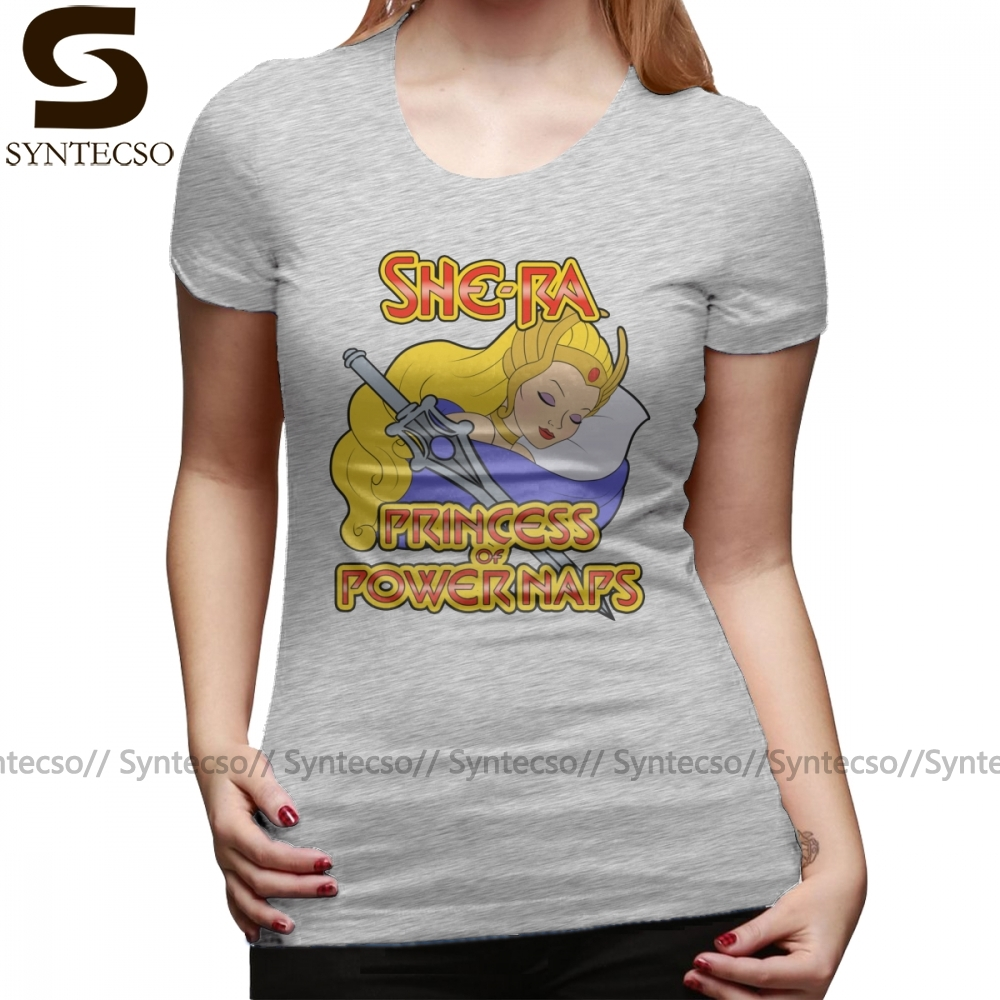 Nap Princess Ladies SLIM FIT T-Shirt Love Nap Top Funny Casual Clothing Gift her