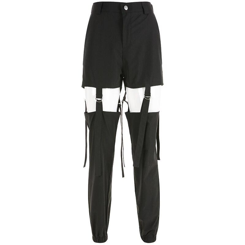 High Waist Cargo Pants 6