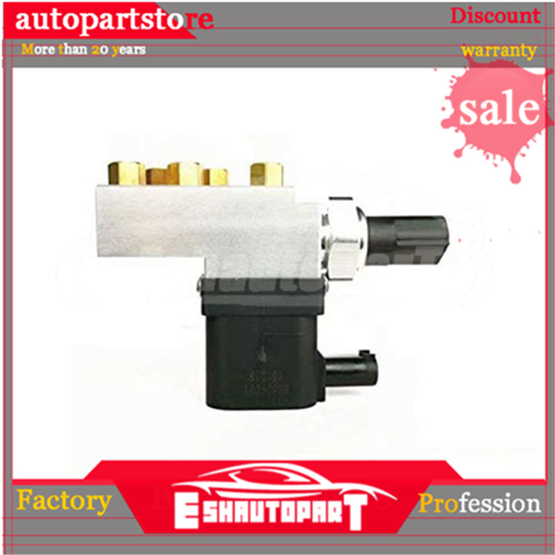 Air Suspension Solenoid Valve Block For Mercedes E-Class <font><b>E55</b></font> E63 <font><b>AMG</b></font> S211 <font><b>W211</b></font> OEM:2113200158 image