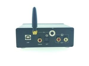 Image 5 - AK4493 AK4493EQ AK4118 Audio HIFI DAC + XMOS XU208 soporte USB óptico coaxial Bluetooth 5,0 entrada al mejor precio