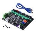 MKS GEN L V2.0 Controller Board 3D Drucker Bord Kompatibel Rampen 1 6 Zu TMC2208/A4988/DRV8825/TMC2130 fahrer Reprap MKS GEN L