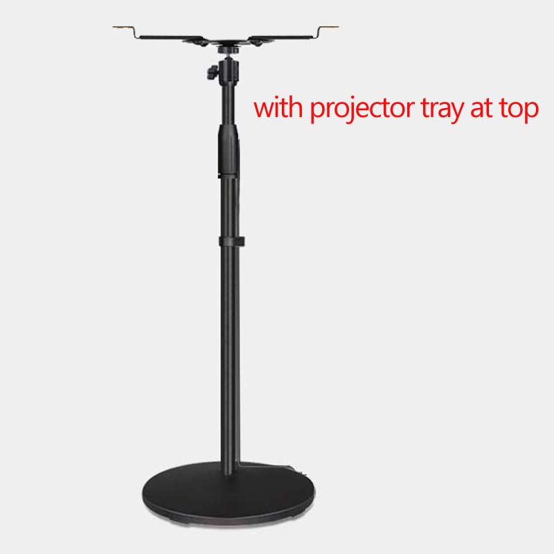 (85-160CM) T2-85160A 10kg Universal Strong Projector Desktop Stand With Tray P2 X1 G1-S PPX4350 X6 Video Table Mount Bracket