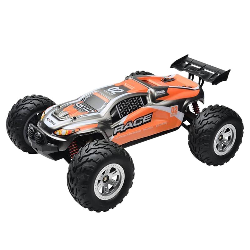 Keliwow 1:12 2.4G Four-Wheel Drive Amphibious Big Foot High-Speed Off-Road Vehicle