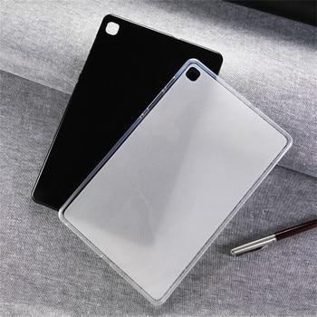 Прозрачный ударопрочный чехол из ТПУ для Samsung Galaxy Tab A7 10,4 2020 T500/505, идеальный высококачественный чехол для планшета, модный дизайн|Бамперы|   | АлиЭкспресс