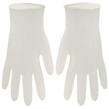 150 Pairs of Gloves White Disposable Latex Rubber Glue Dishwashing / Kitchen / Work / Rubber / Garden Gloves