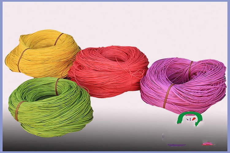 500G 80M Solid Round Imitation Synthetic Rattan Weaving Raw Material For Knit And Repair Chair Table,storage Basket,ect