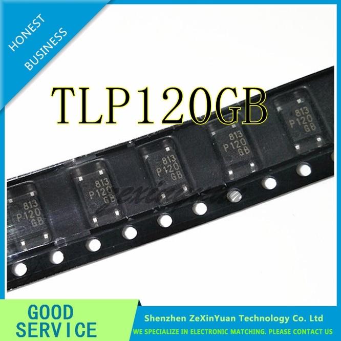 20PCS/LOT TLP120GB TLP120 MARKING P120 SOP4