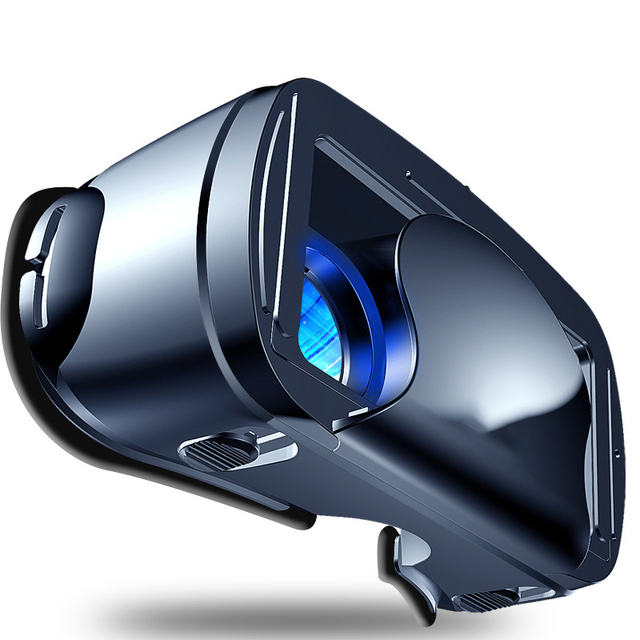 2020 New Style VR Glasses Mobile Phone Only 3D Virtual Reality Helmet Magic Mirror Blueray Smart Gift A Generation of Fat 1