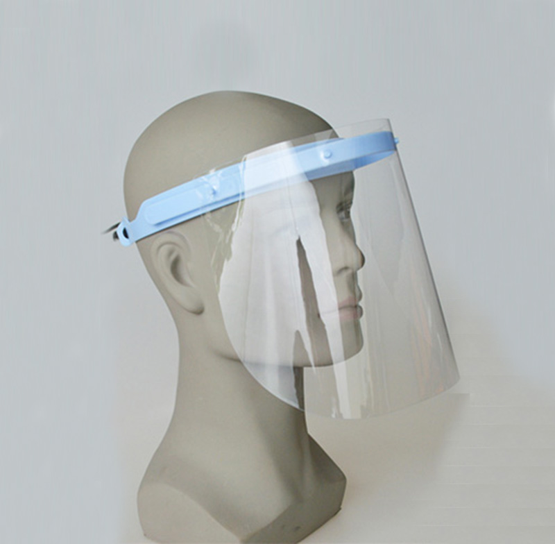 Dental Face Mask Face Shield Adjustable With Replace Detachable Visors Face Shield Protective Face Shield Mask Dental