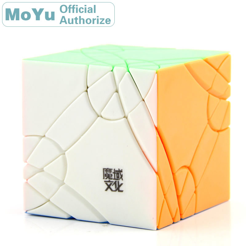 MoYu King Kong Time Wheel Magic Cube Cubo Magico Professional Neo Speed Cube Puzzle Antistress Toys For Children