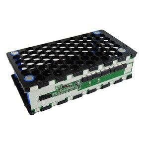 Image 3 - Celda de iones de litio 13S, 48V, 25A, BMS, soporte para 6x13w