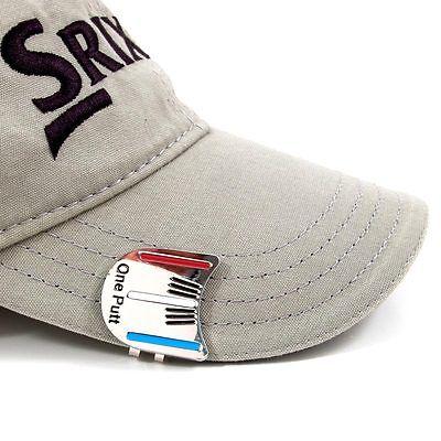 Oznaka loptice za golf s magnetnom kopčom za šešir jedan putt golf - Golf - Foto 3