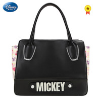 Disney Single Shoulder Messenger Bag 2020 Mickey Cartoon Anime Handbag PU Waterproof Fashion Trend Handbag Casual Lady Girls Bag