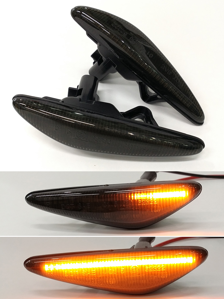 For ATVs With Existing Brake Lights Tusk Universal ATV Street Legal Kit With Recessed Signals