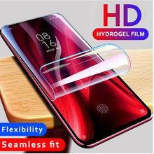 400D 3-1Pcs Hydrogel Soft Film For Xiaomi Redmi Note 7 8 6 Pro 8T Screen Protector Redmi 7A 8A K20 Pro Protective Film Not Glass(China)