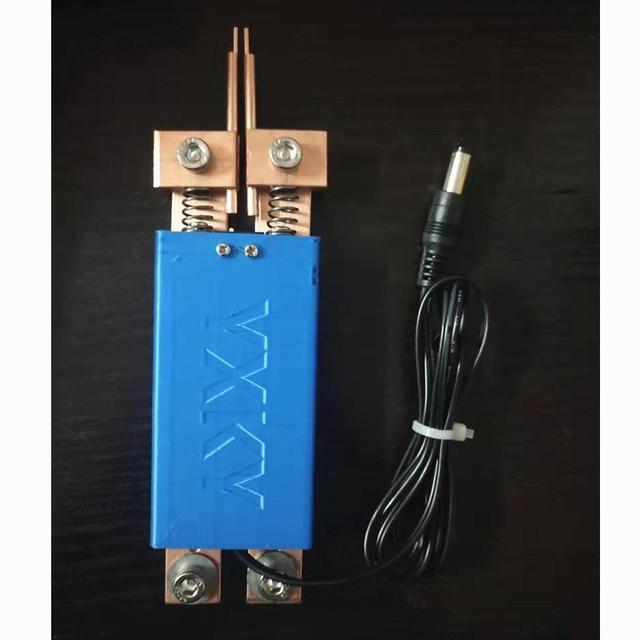 Stylo de soudage par points à main intégré déclencheur automatique interrupteur intégré machine de soudage par points à une main