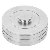 시계 깨끗한 실린더 컵 알루미늄 합금 손목 시계 쥬얼리 청소 워시 도구