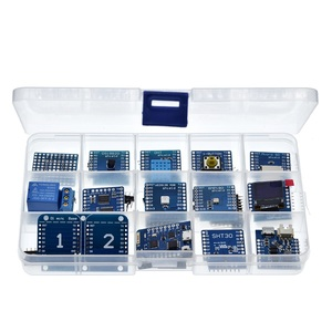 Image 2 - TZT 15PCS TZT D1 מיני פרו WiFi פיתוח לוח ערכת NodeMcu Lua, המבוסס על ESP8266 D1 מיני פרו V1.1.0 עבור Arduino