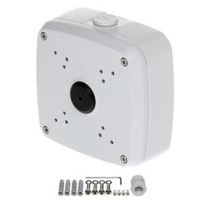 Image 2 - DAHUA mount IP bullet Camera Brackets Junction Box PFA121 Support IP Camera IPC HDW4631C A CCTV Accessories Camera