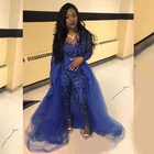 Royal Blue Jumpsuit ...