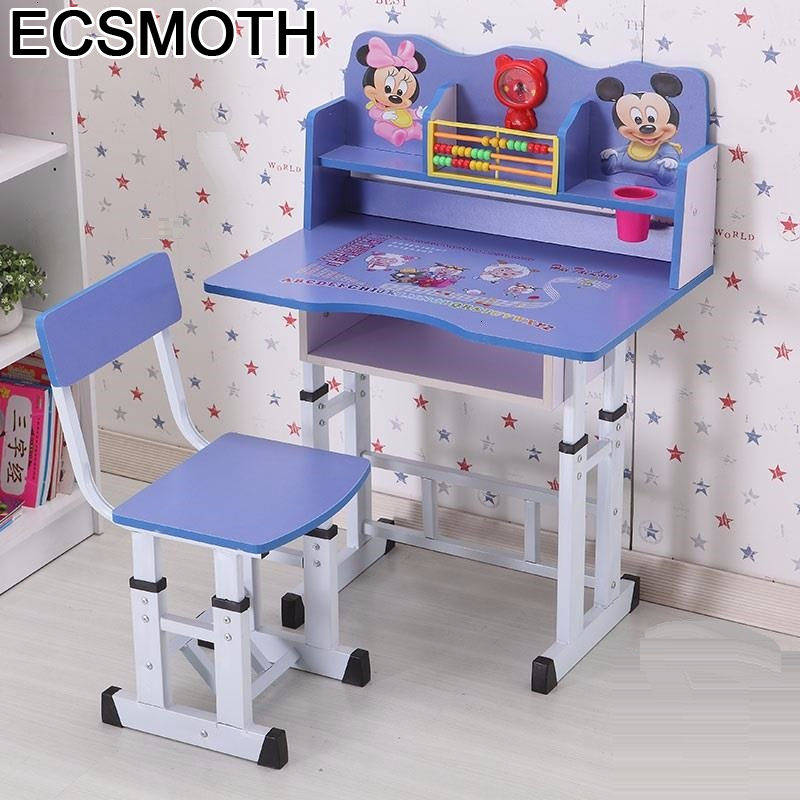 Children And Chair Estudo Cocuk Masasi De Estudio Kindertisch Adjustable Mesa Infantil Kinder Bureau Enfant Study Table For Kids