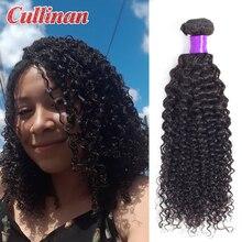 Вьющиеся человеческие волосы пряди бразильских волос Плетение пряди Cullinan волос для Для женщин Одна ДЕТАЛЬ ДЕЛО волосы Remy 100% Наращивание на...