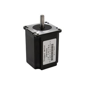 Image 4 - 20PCS 57mm Nema 23 스테퍼 모터 82 mm 본체 길이 2.2 N.m 327oz/in torque from China 저렴한 가격 315 oz Nema23 for CNC 라우터