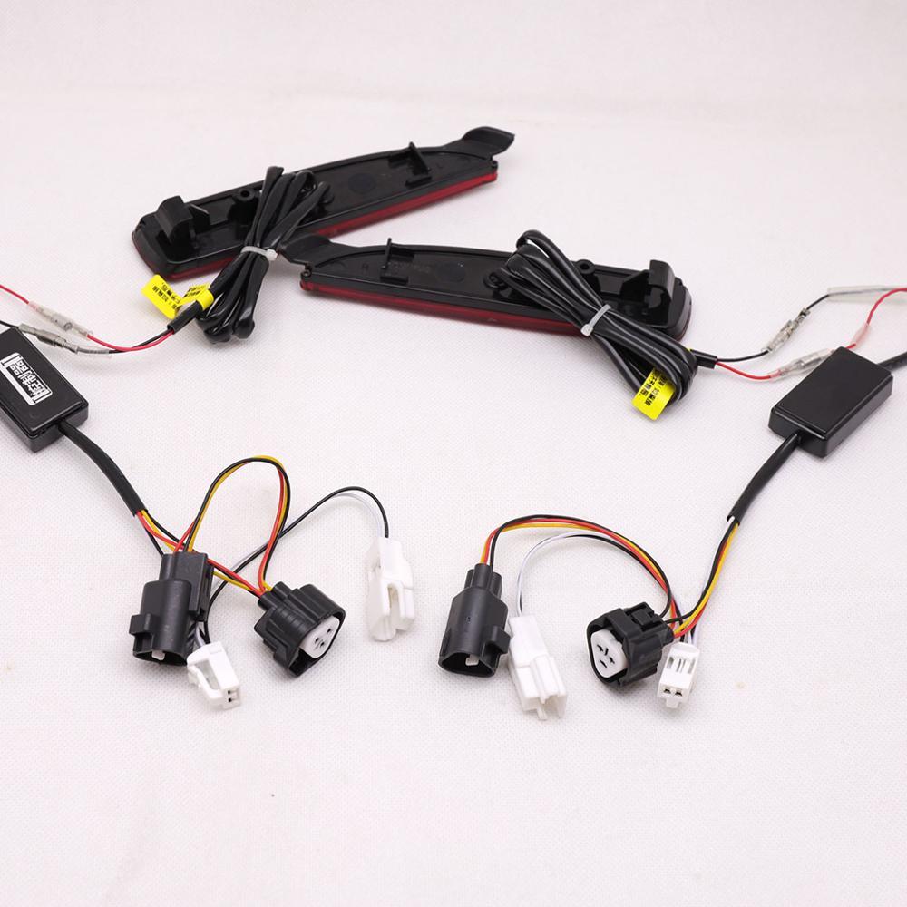 LED հետևի բամպեր նախազգուշացնող - Ավտոմեքենայի լույսեր - Լուսանկար 6