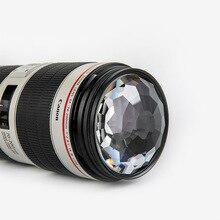 קליידוסקופ מצלמה עדשת מסנן 52 55 58 62 67 72 77 82mm צילום אביזרי פריזמה ערכת Nd UV משתנה אובייקט מצלמה מסנן