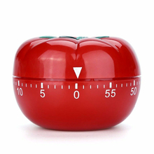 Toy Reminders Kitchen-Timer Tomato Pomodoro-Counter Mechanical Cooking Count-Down Alarm