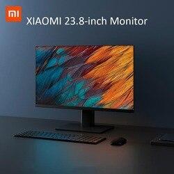 Монитор компьютера XIAOMI 1920*1080 23,8 дюймов Full HD экран 24 Вт 16:9 дисплей 250 нит яркость с портом питания HDMI для ПК