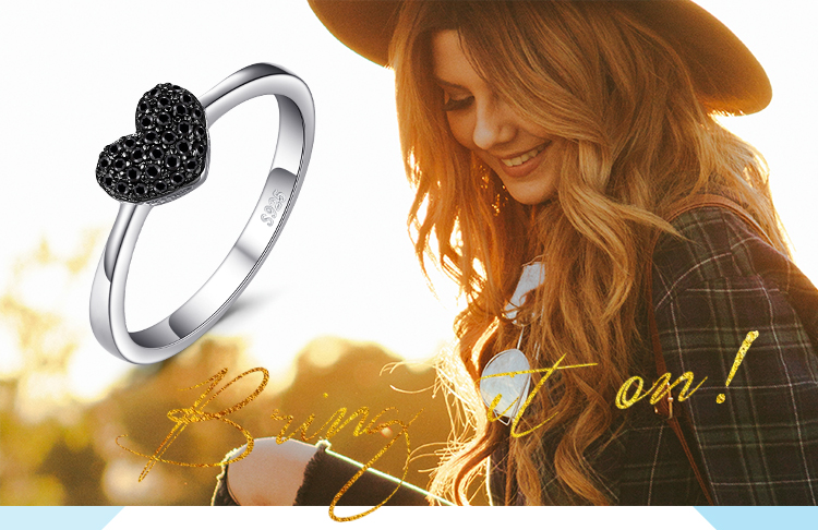H4f92d6c06d804bd1bf2736d68c785a05A JewelryPalace Heart Natural Black Spinel Ring 925 Sterling Silver Rings for Women Engagement Ring Silver 925 Gemstones Jewelry
