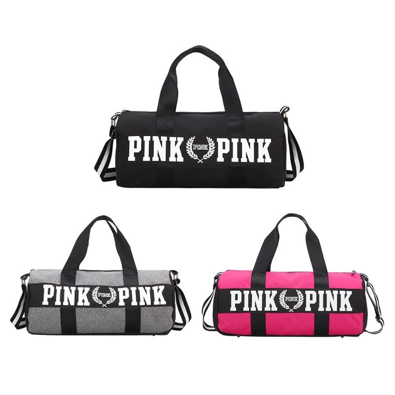 Nylon Luggage Travel Duffle Bags Women Large Capacity Sports Weekend Shoulder Handbags Messenger Totes Men Women Sport Bags