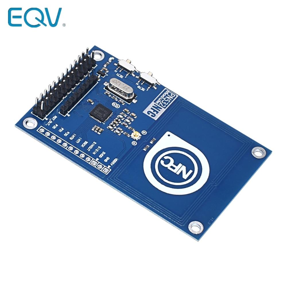 Точный модуль NFC PN532 13,56 МГц для arduino, совместимый с модулем карты raspberry pi /NFC для чтения и записи