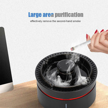 Newly Air Purifier Cleaner Freshener Humidifier Room Office Home Second-hand Smoke Removal TE889