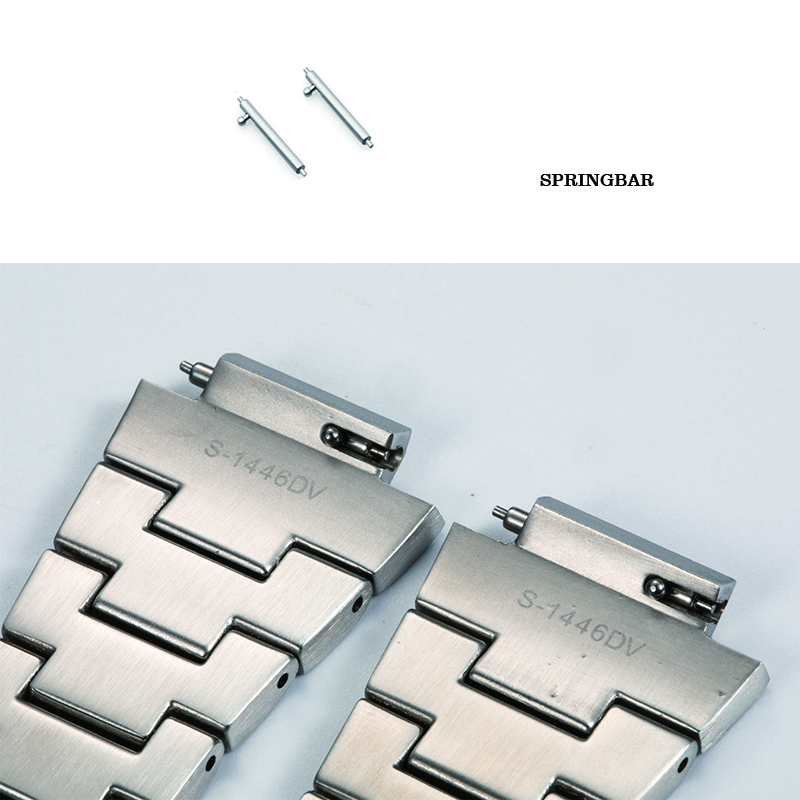 Stainless Steel Watch Bands Screw For DW5600 DW5610 GW5000 GW5600 Series