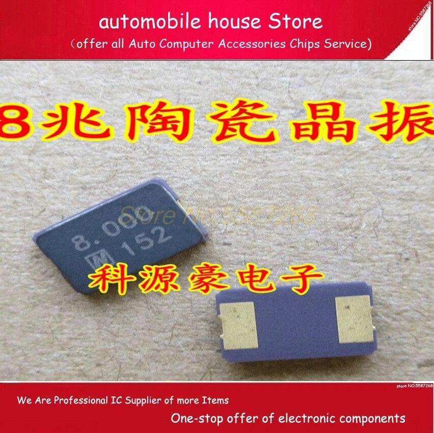 8,000 триллион керамический Кристалл для BMW CAS компьютерная доска широко используемый хрупкий Кристалл чип производительности, бортовой комп...