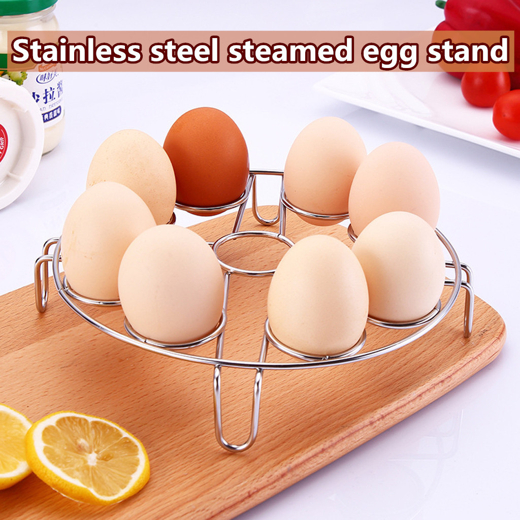 Dropshipping New Stainless Steel-Egg Steamer Rack For Pressure Cooker Basket Kitchen Tool 2019 High Quality Hot Selling 2019