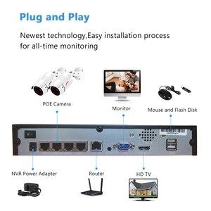 Image 5 - ANRAN Surveillance System 3MP CCTV Camera System POE NVR Kit Onvif Security HD IP Camera Outdoor Waterproof Camera DVR Kit