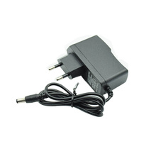 лучшая цена 100-240V AC Converter Adapter DC 12 V 1A / 1000mA Power Charger EU Plug AC to DC for Monitoring Set Top Box Router 12W Charger