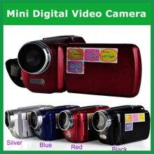 Бытовая мини-серия цифровая видеокамера 4 x цифровой зум рукоятка с/MMC слот для карты домашняя видеокамера s