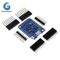 Placa de desarrollo de Internet de las cosas para Arduino IOT Smart Home, módulo WIFI para Wemos D1 V3.0.0 MINI CH340 ESP8266